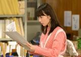 現代からタイムスリップしたドラマオリジナルキャラクター・小田町咲良役で出演(C)関西テレビ