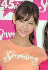 集英社『Seventeen』の読者招待イベント『Seventeen夏の学園祭2013』に出席した西内まりや (C)ORICON NewS inc.