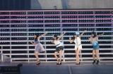 久々の登場となったNot yet(左から)横山由依、大島優子、指原莉乃、北原里英=AKB48東京ドーム4日連続公演3日目(C)AKS