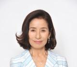 伊勢島ホテルの羽根専務(倍賞美津子)(C)TBS