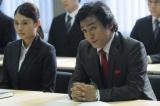 金融庁検査で半沢(堺雅人)と対峙する黒崎(片岡愛之助)(C)TBS