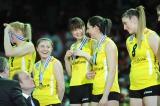 ヨーロッパの強豪クラブNo.1を争う「ヨーロッパチャンピオンズリーグ」で金メダルを獲得