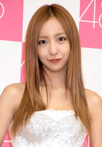 AKB48卒業公演を終え、取材に応じた板野友美 (C)ORICON NewS inc.
