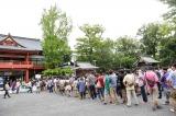 『あの花夏祭りinちちぶ』にファン1万2000人集合(C)ANOHANA PROJECT