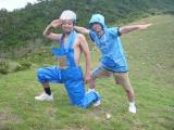よゐこも無人島ファッションショーに挑戦することに(C)テレビ朝日