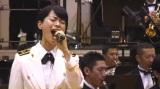 歌声を披露する三宅由佳莉 (C)ORICON NewS inc.