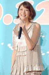 映画『陽だまりの彼女』完成披露イベントに出席した上野樹里 (C)ORICON NewS inc.