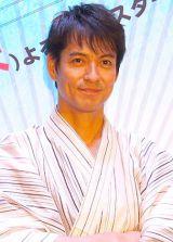 """妻子の前でも""""エロ""""キャラ全開だった沢村一樹 (C)ORICON NewS inc."""