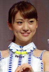 チームKキャプテンの大島優子は板野友美、秋元才加の卒業を控えて即戦力が欲しい? (C)ORICON NewS inc.