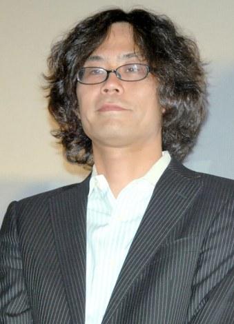 映画『貞子3D2』の初日舞台あいさつに出席した英勉監督 (C)ORICON NewS inc.