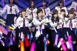 全国ツアーの最終公演を行った乃木坂46