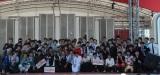 お台場合衆国で行われた『THE MANZAI 2013』の認定漫才師50組お披露目イベント (C)ORICON NewS inc.