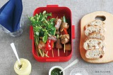 栗原はるみ氏プロデュースの「share with Kurihara harumi」より秋レジャーにピッタリなランチボックス&食器が登場