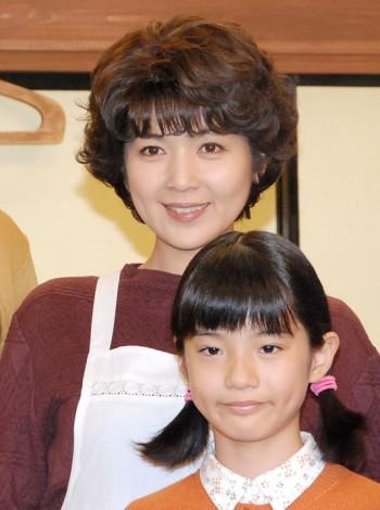 『ちびまる子ちゃん』制作発表会見に出席した飯島直子 (C)ORICON NewS inc.