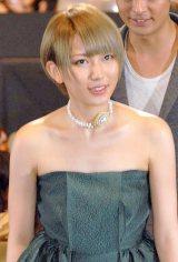約1年ぶりに公の場に登場した元AKB48・光宗薫 (C)ORICON NewS inc.