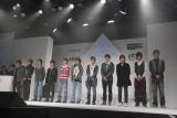 『第24回JUNON SUPERBOY CONTEST』ファイナリスト11名