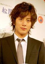 『ネクストブレイクランキング 2012』で「俳優部門」4位に選ばれた、溝端淳平 (C)ORICON DD inc.