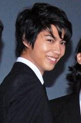 『ネクストブレイクランキング 2012』で「俳優部門」6位に選ばれた、賀来賢人 (C)ORICON DD inc.
