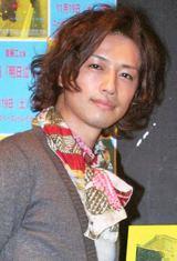 『ネクストブレイクランキング 2012』で「俳優部門」8位に選ばれた、斎藤工 (C)ORICON DD inc.