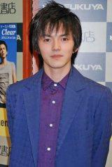 『ネクストブレイクランキング 2012』で「俳優部門」10位に選ばれた、林遣都 (C)ORICON DD inc.