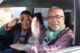ウルトラマンの黒部進(右)とウルトラセブンの森次晃嗣(左)がテレビ初共演。12月8日放送のBS朝日『極上空間』にて