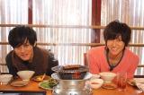 松坂桃李(左)と相葉弘樹(右)(C)BS朝日