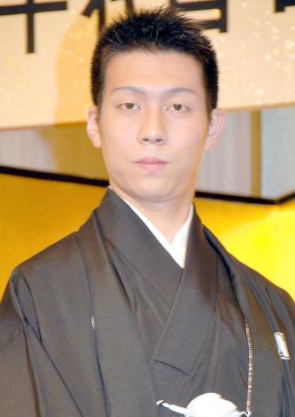 画像・写真   福助、7代目歌右衛門襲名会見 来年3月に新歌舞伎座で初 ...