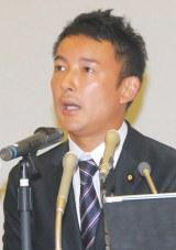 山本太郎氏、子ども非公表の理由明かす