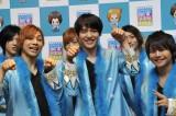 『局中音楽館LIVE〜幕末フェスティバル〜』を行ったD2、D-BOYSのメンバー