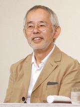 宮崎駿監督の引退会見に同席した鈴木敏夫プロデューサー (C)ORICON NewS inc.