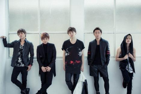 来年ユニバーサルからメジャーデビューするDa-iCE(写真左から岩岡徹、花村想太、工藤大輝、大野雄大、和田颯)