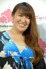 『ママブロAWARD2013』に出席した北斗晶 (C)ORICON NewS inc.