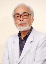 引退会見を行った宮崎駿監督 (C)ORICON NewS inc.