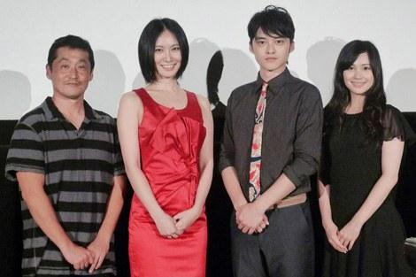 長澤奈央、バイオレンス&エロス映画で「あんなシーンやこんなシーンも ...