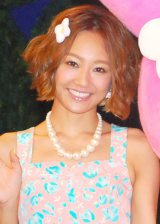 ファンからのコメントに感謝したgirl next door・千紗 (C)ORICON NewS inc.