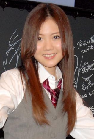 AKB48からの卒業を発表した仲俣汐里 (C)ORICON NewS inc.