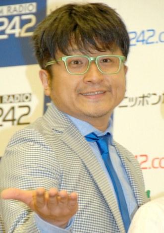 ニッポン放送・新番組発表記者会見に出席した大谷ノブ彦 (C)ORICON NewS inc.