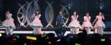 ℃-ute武道館コンサートの模様