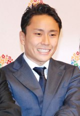 IOC総会帰国記者会見に出席した太田雄貴選手 (C)ORICON NewS inc.
