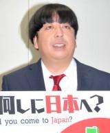 ぜんそくの悪化で検査入院している日村勇紀 (C)ORICON NewS inc.