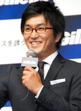 P&G新製品『ジレット プログライドシルバー』トークイベントに出席した徳井健太(平成ノブシコブシ) (C)ORICON NewS inc.