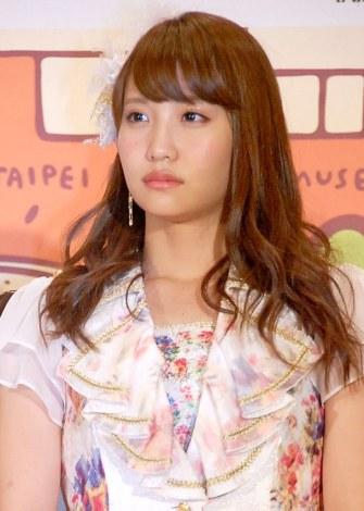 JATA旅博2013『台北展示会』直前記者会見に出席した永尾まりや (C)ORICON NewS inc.