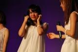 ツアー最終日(11月28日)に日本武道館公演が決まったことを、泣いて喜んだ小田さくら (C)ORICON NewS inc.
