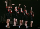 ℃-ute武道館公演の模様