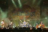 最新アルバム『小さな生き物』(11日発売)の表題曲もライブで初披露された(撮影:上飯坂一)