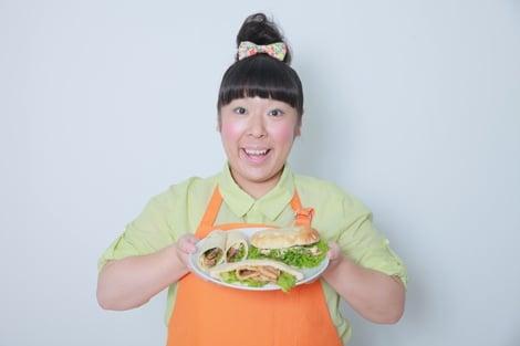 """サムネイル お笑いトリオ・森三中の村上知子が""""小麦ごはん""""レシピを考案"""