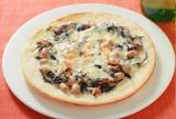 森三中・村上が考案した『ひじきのピザ』