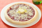 森三中・村上が考案した『あん&バターピザ』