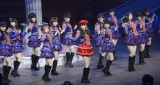 新曲「ハート・エレキ」を披露したAKB48(撮影:鈴木かずなり)