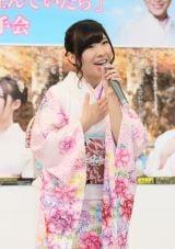 AKB48初の演歌歌手・岩佐美咲